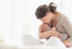 مشکلات رایج مادران بعد از زایمان و راه های موثر برای رفع آنها