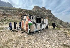 آتشسوزی مدرسه کانکسی دزفول قربانی گرفت؛ یک نفر فوت شد/ حال ۴ نفر وخیم است