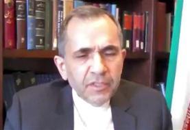سفیر ایران در سازمان ملل: منتظر اقدام عملی بایدن هستیم/توپ در زمین آمریکاست