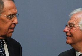 مسکو و اتحادیه اروپا درباره برجام رایزنی میکنند