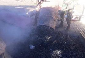 تخریب ۱۵ کوره زغال سازی در جنگل اندیکای خوزستان
