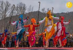 (تصاویر) جشن هفتاد و دومین سالگرد روز جمهوری هند