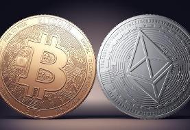 قیمت ارزهای دیجیتال در بازار امروز ۷ بهمن ۹۹؛ رقابت بیتکوین و اتریوم