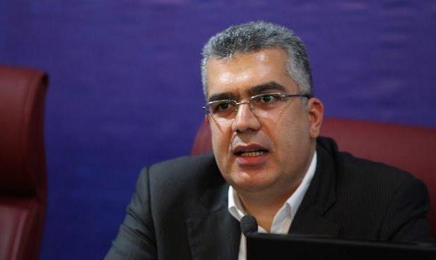 علی دهقاندهنوی رئیس جدید سازمان بورس و اوراق بهادار تهران شد