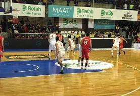 پیروزی راحت مهرام و کوچین در لیگ بسکتبال