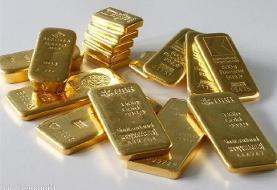 عقب نشینی طلای جهانی تحت تاثیر صعود دلار