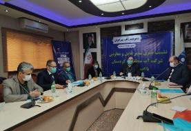 ۴ طرح بزرگ در حوزه آب کردستان به بهرهبرداری میرسد