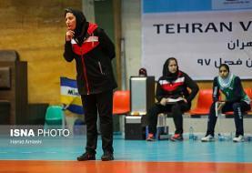 سرمربی تیم زنان سایپا: خود را به جامعه والیبال ثابت کردیم