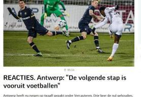 عکس | تمجید رسانههای بلژیکی از بیرو | روی اعصابش نروید!