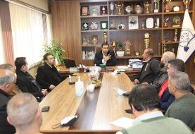 اعضای کمیته فنی فدراسیون بدنسازی معرفی شدند