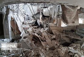 انفجار گاز در اندیمشک ۷ مصدوم بر جا گذاشت