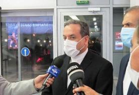عراقچی: به وزیر خارجه کویت گفتم آماده ی گفتگو با کشورهای منطقه هستیم