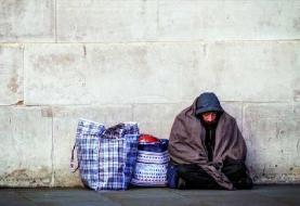 پذیرش ۶۲ بی خانمان در مرکز ترک اعتیاد