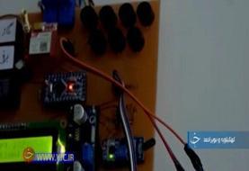 ویدئو | جوان دهدشتی جعبه سیاه نجات اختراع کرد