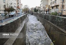 تذکر درباره نیمهکاره ماندن عملیات نوسازی کانال «ابوذر»  منطقه ۱۴