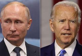 بایدن در نخستین گفتگوی تلفنی خود با پوتین از مداخله در انتخابات آمریکا و هکرهای روسی گفت