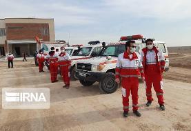 اعزام تیمهای هلال احمر به منطقه زلزله زده سرجنگل زاهدان