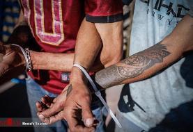 ۳ شرور فراری  تسلیم پلیس شدند