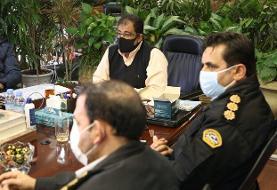 رویکرد پلیس برای روزهای پایانی سال در بهشت زهرا ایجاد حداقل محدودیت هاست