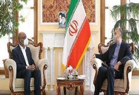 ایران همواره به دنبال همکاری با کشورهای دوست و همسایگان است