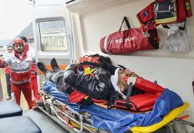 ۲۱ مصدوم حادثه آرادان - سرخه از بیمارستان مرخص شدند