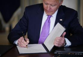 Republicans who cheered Trump's executive orders now grumble about 'record number' from Biden