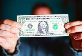 صعود نیرومند دلار