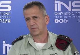 فرمانده ارتش اسرائیل: خود را برای حمله احتمالی به ایران آماده کردهایم