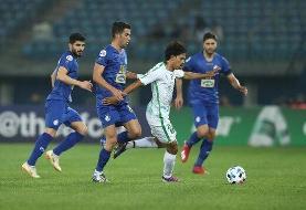 استقلال در «قویترین» گروه لیگ قهرمانان آسیا