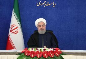 ویدئو | دفاع قاطع روحانی از آذری جهرمی | اگر میخواهید، من را احضار کنید