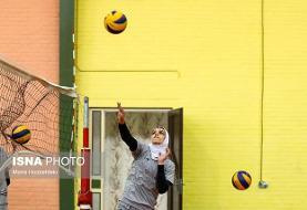 پایان لیگ برتر والیبال زنان/ معصومه ابتکار مهمان مراسم اختتامیه