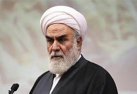 حجتالاسلام محمدی گلپایگانی: آمریکاییها ابر دزد هستند/ عربستان در از بین بردن آثار تاریخی حرف ...