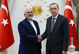 ترکیه پنجمین مقصد ظریف | مذاکرات ۶ جانبه درباره ترانزیت