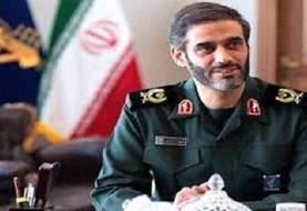 سردار سعید محمد در مشهد اعلام کاندیداتوری کرد /محکم جلو خواهم رفت