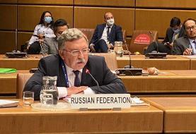 اولیانوف: اکنون زمان تمرکز روی مسیر سیاسی برای احیای برجام است