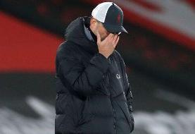 کلوپ: دیگر به قهرمانی در لیگ برتر فکر نمیکنیم