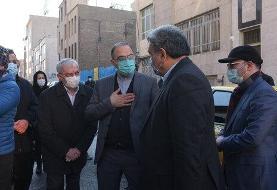 تصاویر |نامگذاری خیابانی به نام شهید آندرانیک مگردیچیان با حضور شهردار ...