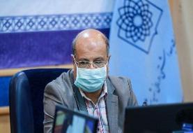 افزایش بستری های کرونایی در تهران/مشاهده بیماران ۵ تا ۱۷ سال