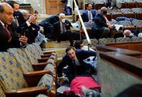 واکنش غلامرضا موسوی و علی رویین تن به وقایع شب گذشته در آمریکا