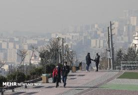 رتبه آلودگی هوا از پنجمین عامل خطر برای مرگ زودرس به چهارم رسید