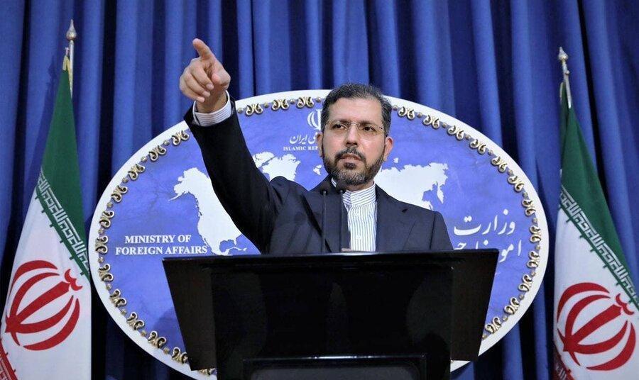 پاسخ ایران به بیانیه اجلاس وزیران اتحادیه عرب