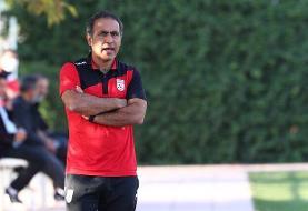 مهدویکیا: از هر باشگاه فقط سه بازیکن به تیم امید دعوت میکنیم