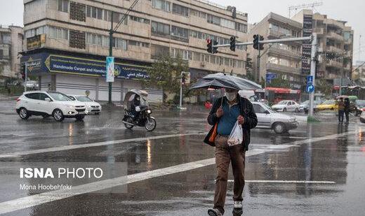 جو پایدار در آسمان ایران؛ از جمعه هوا سرد میشود