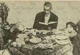 الگوهای غذایی ایرانیان در گذر تاریخ