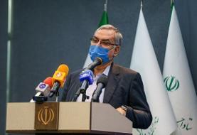 وزیر بهداشت: تبدیل وضعیت نیروهای غیر رسمی کادر درمان پیگیری می شود