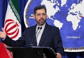 توضیحات سخنگوی وزارت خارجه درباره ۲ راننده ایرانی بازداشت شده در باکو