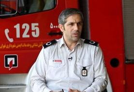 جزئیات بیشتر از حادثه آتشسوزی در بیمارستان «دی»