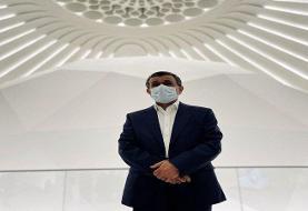 پیام احمدی نژاد خطاب به مردم جهان / دست به دست هم بدهیم