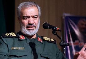 واکنش سردار فدوی به خبرسازیها درباره رزمایش اخیر در شمال غرب کشور