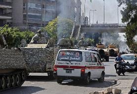 دستگیری ۹ نفر در ارتباط با درگیری امروز بیروت